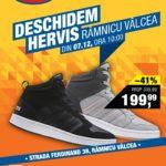 Hervis Deschide magazin Ramnicu Valcea 07-17 Decembrie 2017