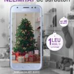 IQBox Telekom Sarbatori Decembrie – Ianuarie 2018