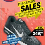 Hervis Sports Pre Season Sales 08 – 18 Februarie 2018