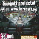 Hornbach 27 Februarie – 26 Martie 2018