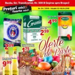 Global Cash & Carry Oferte de Paste 02 – 18 Aprilie 2018