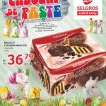 Selgros Cadouri de Paste 16 Martie – 07 Aprilie 2018
