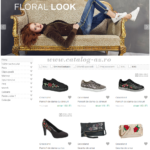 Deichmann Colectia Floral Look 2018