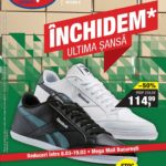 Hervis Sports Inchidem Mega Mall 08-13 Martie 2018