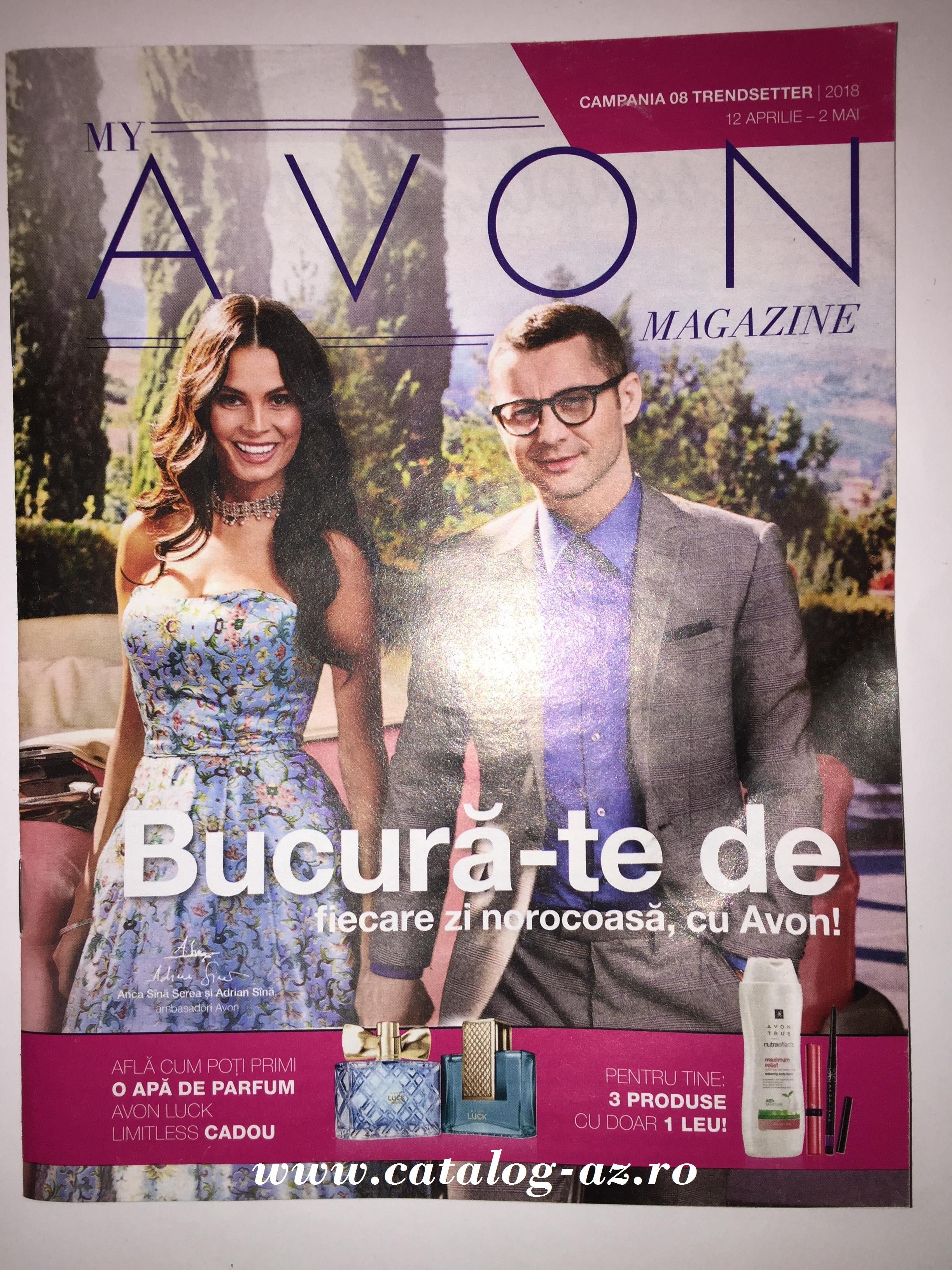 My avon magazine c8 2020