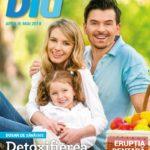 Sensiblu Detoxifierea de Primavara Aprilie – Mai 2018