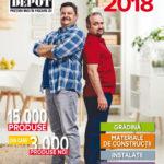 Brico Depot 13 Aprilie 2018 – 01 Ianuarie 2019