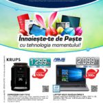 Media Galaxy Innoieste-te de Paste 03-25 Aprilie 2018