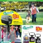 Zoomania Luna Plimbarilor in aer liber 01-30 Aprilie 2018