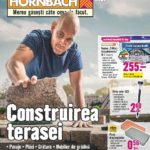 Hornbach Construirea Terasei 08 Mai – 04 Iunie 2018