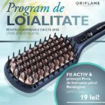 Oriflame Program de Loialitate C8-C13 2018