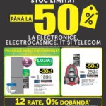 Carrefour Black Promo Electronice & IT 10 – 16 Mai 2018