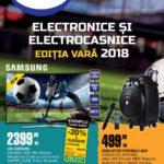 Cora Electronice si Electrocasnice 30 Mai – 19 Iunie 2018