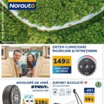 Norauto Anvelope de Vara 22 Iunie – 17 August 2018