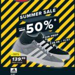 Hervis Sports Summer Sale 28 Iunie – 11 Iulie 2018