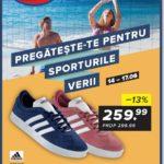 Hervis Sports Sporturile Verii 14 – 17 Iunie 2018