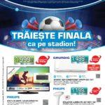 Media Galaxy Traieste Finala ca pe stadion 26 Iunie – 09 Iulie 2018