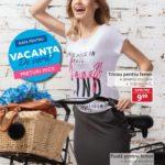 TXM Vacanta de Vara cu Preturi Mici pana in 07 August 2018