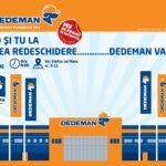 Dedeman Redeschidere in Vaslui 28 Iunie – 18 Iulie 2018