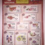 Unicarm Mega Promo in Iulie 2018