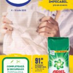 Cora Reduceri Mezeluri si Inghetata 04 – 10 Iulie 2018