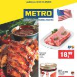 Metro Saptamani Americane 02 Iulie – 01 August 2018