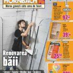 Hornbach Renovarea Baii August 2018