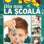 LIDL Din nou la Scoala 20 August – 02 Septembrie 2018