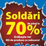 Praktiker Mii de produse cu Reducere-Soldari 70% 17-30 August 2018