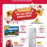Altex Deschidere Ramnicu Valcea 23 – 26 August 2018