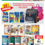 Carrefour Reduceri Marochinarie Herlitz & Pelikan 16-22 August 2018
