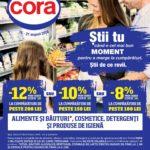 Cora Oferte Alimente Cosmetice Produse de Igiena 15 – 21 August 2018