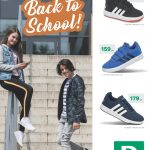 Deichmann Back to school 29 August – 12 Septembrie 2018