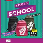 Hervis Sports Back to School 23 August – 09 Septembrie 2018