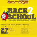 PC Garage Back 2 School August – Septembrie 2018