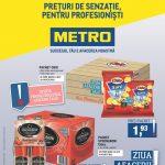 Metro Preturi de Senzatie 03 – 09 Septembrie 2018