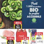 Carrefour Produse BIO 04 – 10 Octombrie 2018
