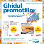 SensiBlu Ghidul Promotiilor 01 – 31 Octombrie 2018