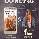 Internity Nelimitat NET 4G Noiembrie 2018