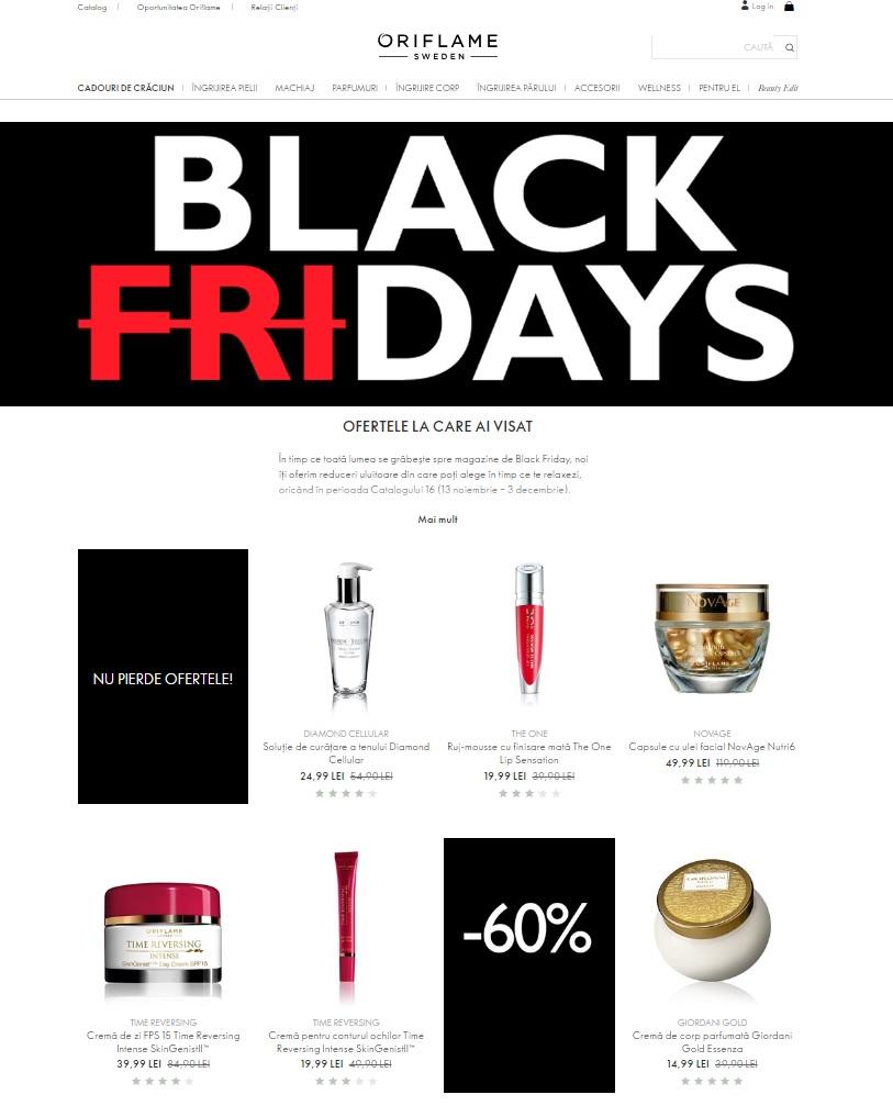 Oriflame Black Fridays 2018 4d558cebe2