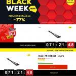 Hervis Sports Reduceri de pana la -77% Black Week Noiembrie 2018