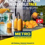 Metro Produse Prospete 28 Noiembrie – 04 Decembrie 2018
