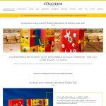 L'Occitane Calendare de Advent 2018 – 2019