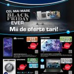 Media Galaxy Black Friday 01 Noiembrie – 05 Decembrie 2018