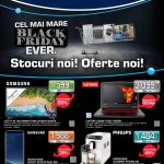 Media Galaxy Black Friday 16 Noiembrie – 05 Decembrie 2018