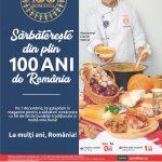 Carrefour 100 de Ani de Romania 26 Noiembrie – 02 Decembrie 2018