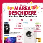 Altex Deschidere Magazin in Baia Mare Value Centre din 6 Decembrie 2018