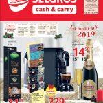 Selgros Alimentare & Program Sarbatori 07-31 Decembrie 2018