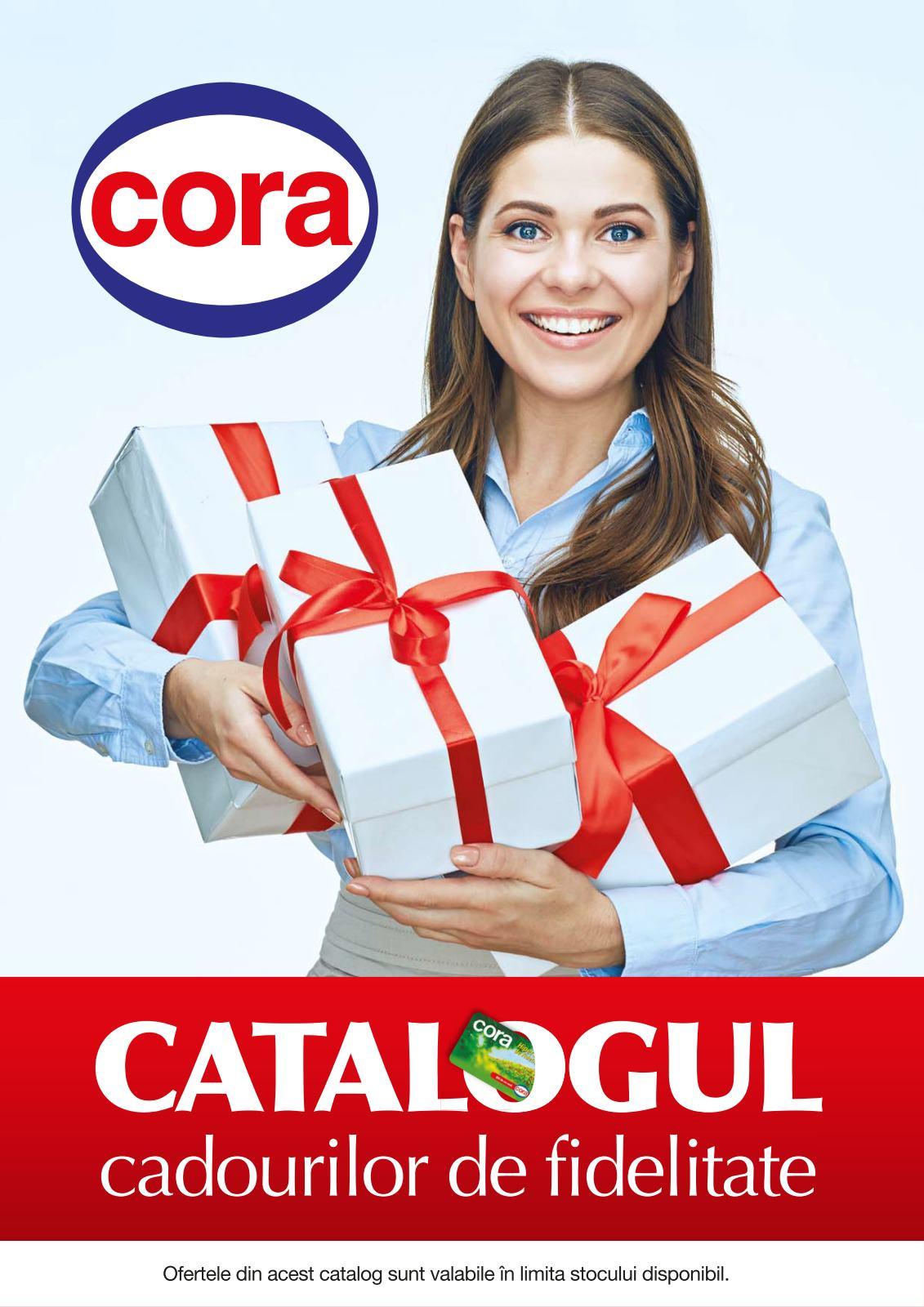 Cora Cadouri Fidelitate 20 Decembrie – 01 Ianuarie 2019 14367faa41