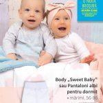 TXM Cadouri pentru bebelusi 24 – 30 Ianuarie 2019